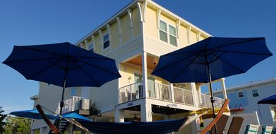 Photo for Gorgeous Family Vacation Home with Pool, Dock & Close to the Beach!