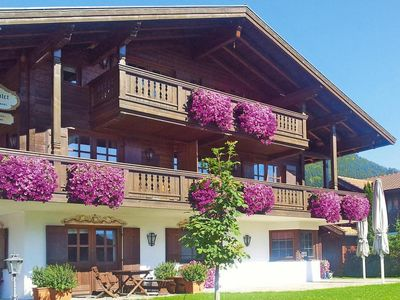 Photo for Apartments home Alpenchalet, Reit im Winkl  in Chiemsee - 4 persons, 1 bedroom
