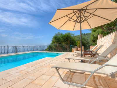 Photo for Villa Genna ✿ Spectacular Views ☀  LAST WEEK AVAILABLE 24-31 AUG 2019