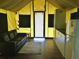 Eco Tent, Promhills Cabins, Wilsons Prom