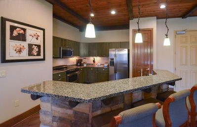 Photo for 2 Bedroom Presidential unit at family friendly resort in Wisconsin Dells