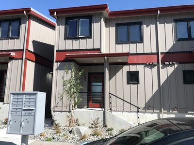 Photo for Columbia Gorge Industrial Loft on 2nd Street - 2 bdrm plus Den