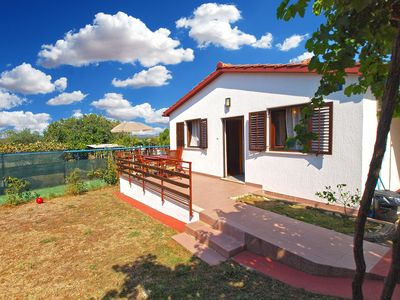 Photo for Holiday house Pula for 2 - 3 persons with 1 bedroom - Detached holiday house