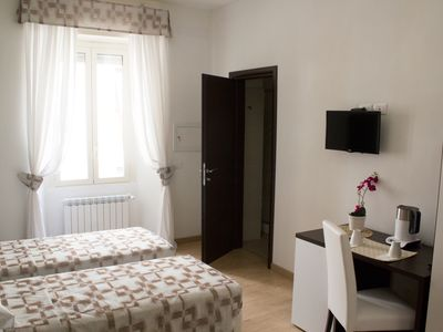 Photo for 1BR Bed & Breakfast Vacation Rental in Roma, Lazio