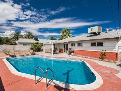Photo for The Camino Retreat- Las Vegas 4 Bd with Pool!