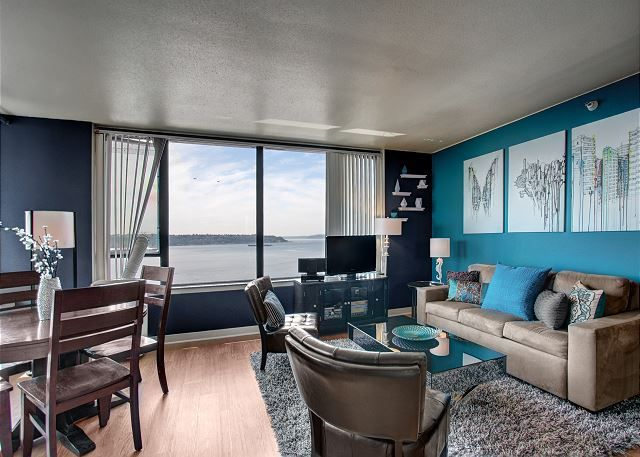 Water Views and Amenities! Your Ideal Urban Vacation with Sea to Sky Rentals.
