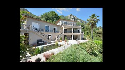 Photo for Beautiful 5 Bedroom Villa on a Hillside of Vence