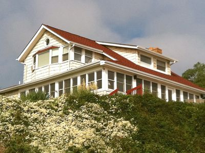 Our Magical Home on the Bay, lots of windows, magnificent views from very room