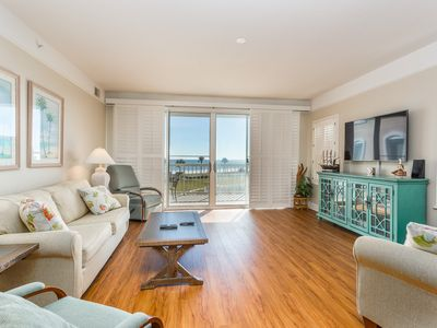Photo for St. Simons Grand #224 - Panoramic Oceanfront Vacation