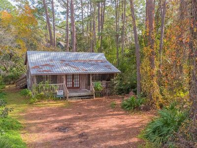 Photo for Shepherd Cottage - Grayton Beach, Cozy Historic Cottage, Close to the Red Bar!