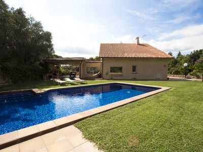 Photo for Catalunya Casas: Glorious Villa Bellaterra for up to 13 guests, a short drive from Barcelona!