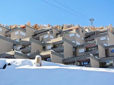 Photo for Apartment Residenz Surlej 6 in St. Moritz - 2 persons, 1 bedrooms