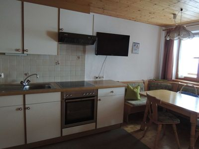 Photo for Apartment Vacation Rental in Schoppernau