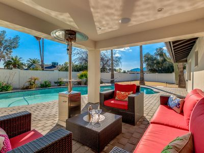 Photo for Superb Scottsdale Home! Minutes from Talking Stick MLB Baseball. 7 Night Minimum Stay!