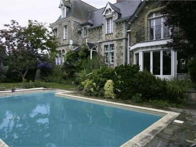 Photo for Vacation home Villa Moorings in Saint Malo - 6 persons, 3 bedrooms