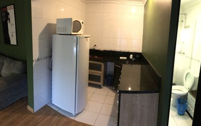 Photo for APARTMENT 201 D - of 1 bedr. furnished w / maid, laundry, NETTV and internet.
