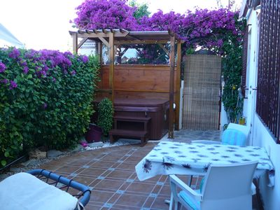 Photo for apartment with jacuzzi on terrace