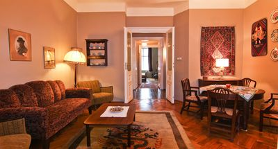 Photo for beautiful and very large appartment in a historic centre of Cracow