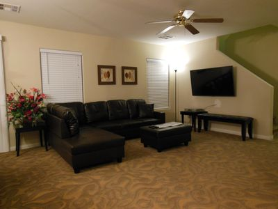 Photo for Cozy 3 Bedroom 2.5 Bath Home 15 Minutes West of Las Vegas Strip, Sleep up to 8