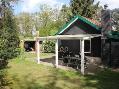 Photo for Comfortable holiday home near river, forest and heath, walking and cycling routes