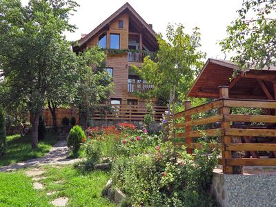 • CASA ZOLLO II • cosy studio apartment in a quaint Carpathian village, Sibiu