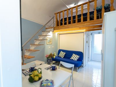 Photo for Studio Vacation Rental in Minori