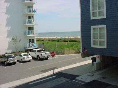 Photo for Lovely Condo - Ocean View - Steps to the Ocean