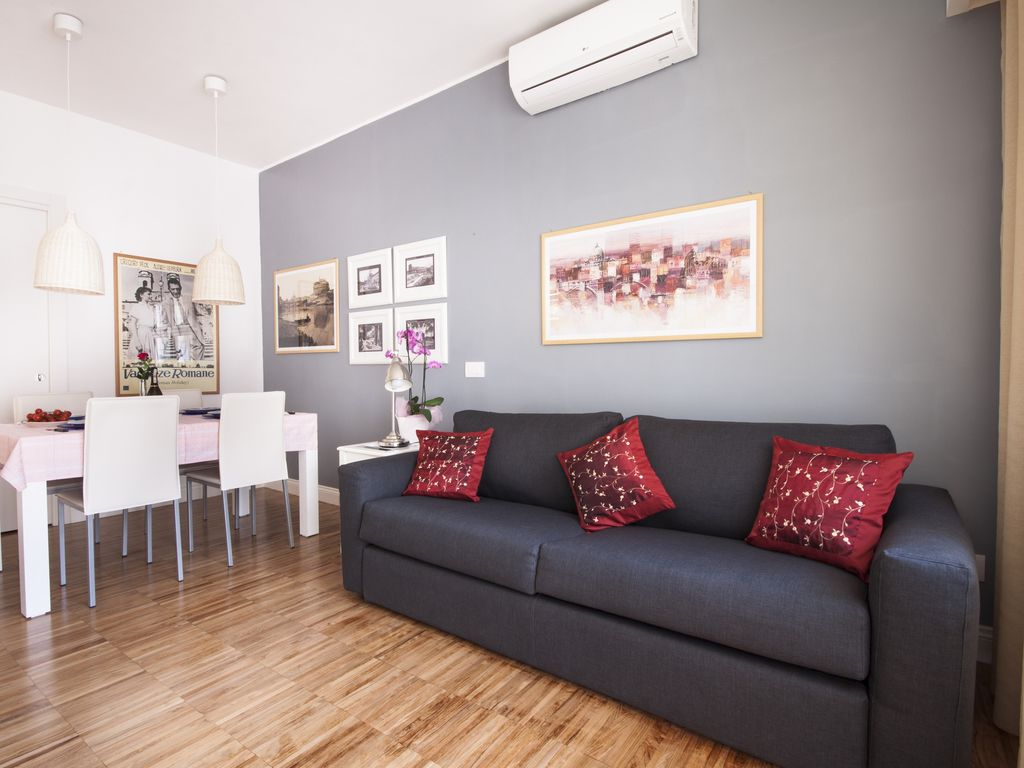Roma-INCANTATA Apartment: SUPER-EASY for sightseeing - Next to the ...