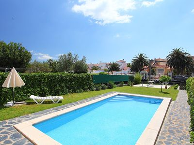 Photo for Apartment 480 m from the center of Empuriabrava with Internet, Pool, Air conditioning, Parking (105085)
