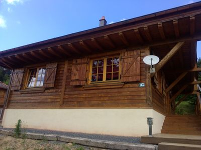 Photo for New chalet very comfortable in the Vosges in a very quiet nature