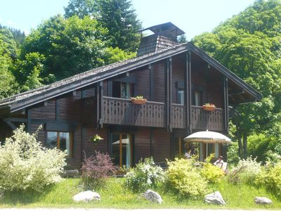 Photo for Beautiful 5 Bedroom Chalet, With Sauna and  Near Lift. Sleeps 12-15