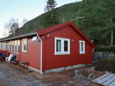 Photo for Vacation home Dysses hytte (FJS284) in Kyrkjebø - 5 persons, 3 bedrooms