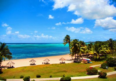 Your view from Suite Dreams - Club St Croix...