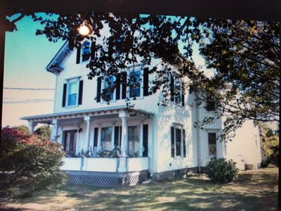 Photo for Large Country House near Vineyards, Newport and Beaches