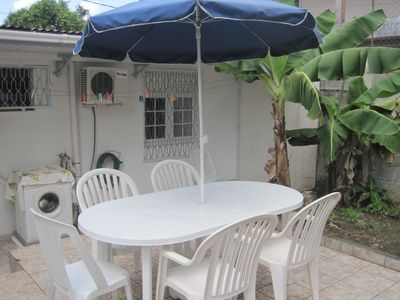 Photo for F-de-France house 3 rooms, air conditioning, internet WIFI, small garden