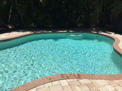 Photo for Beautiful 3 BR 3 bath Mid Island House with Pool and Lanai