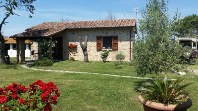 Photo for Stone farmhouse Castiglione Del Lago Umbria Lake Trasimeno