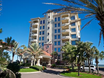 The Carlton Dunes, an exclusive beachfront Condo in Amelia Island, Fl