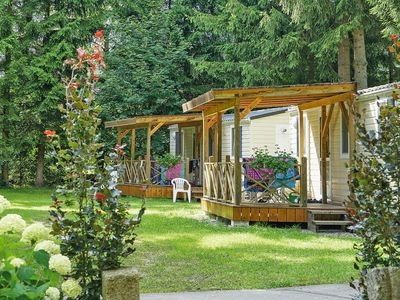 Photo for Mobile Homes KNAUS Lackenhäuser, Neureichenau  in Bayerischer Wald - 5 persons, 2 bedrooms