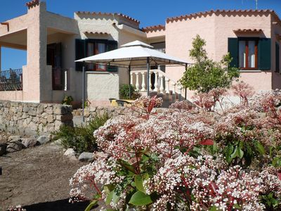 Photo for Casa Niperu in the countryside a few meters from the beaches of Cala Ginepro