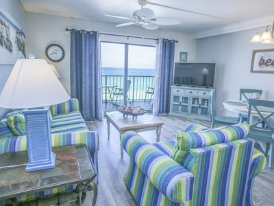Photo for SALE 20% OFF!- UPDATED Condo w/ Great Rates! Direct Beachfront!