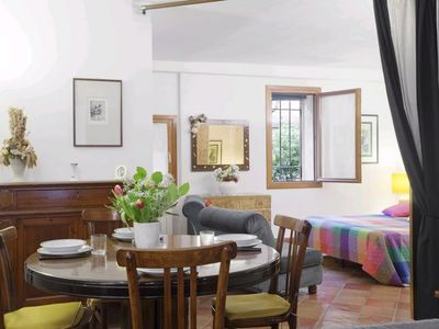 Photo for Tedeschi: comfortable quiet studio in the heart of the Santa Croce district.