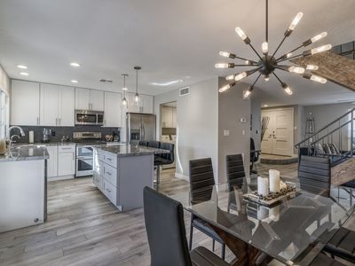 Photo for 3 Bed/ 2.5 Bath Newly Remolded Townhome Near OldTown Scottsdale/Chapparal Park