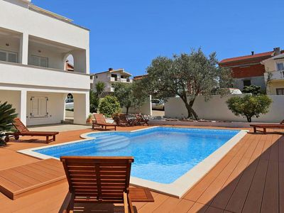 Photo for Luxury villa with a swimming pool Zadar (K-10016)