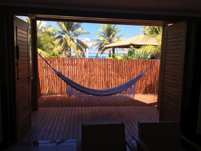 Photo for Oceanfront House in Bahia