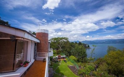 Photo for Beautiful Lake Front Home - Lake Atitlán AT006