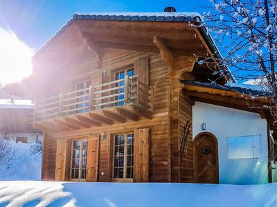 Photo for Chalet Colonia with three bedrooms and sauna