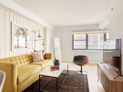 Photo for Sonder   The Nash   Artsy 1BR + Rooftop
