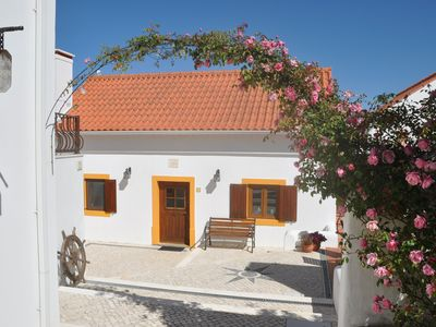 Photo for 1BR Farmhouse Vacation Rental in Obidos, Leiria