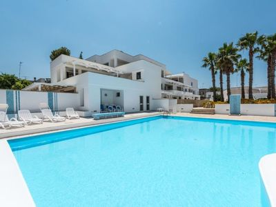 Photo for 2 bedroom Villa, sleeps 5 with Pool, Air Con and Walk to Beach & Shops